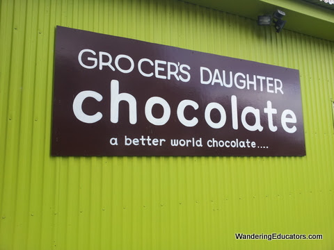 Grocer's Daughter