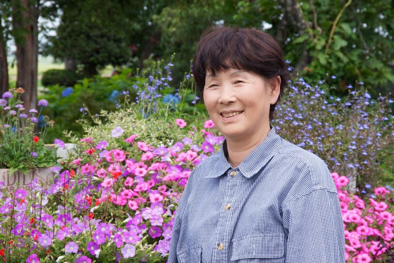 久米谷恵子さん