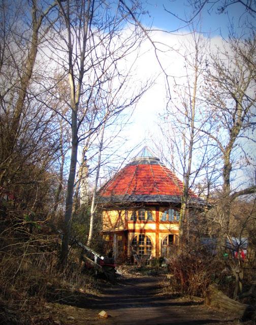Round cottage, Christiania