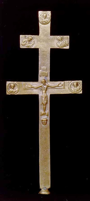История развития формы креста 01850