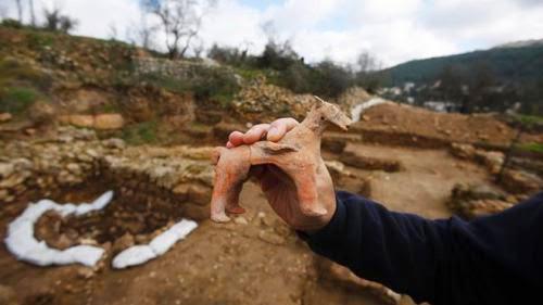 2 750 Year Old Temple Found Near Jerusalem