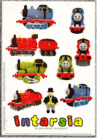 THOMAS, JAMES, PERCY, FAT CONTROLLER