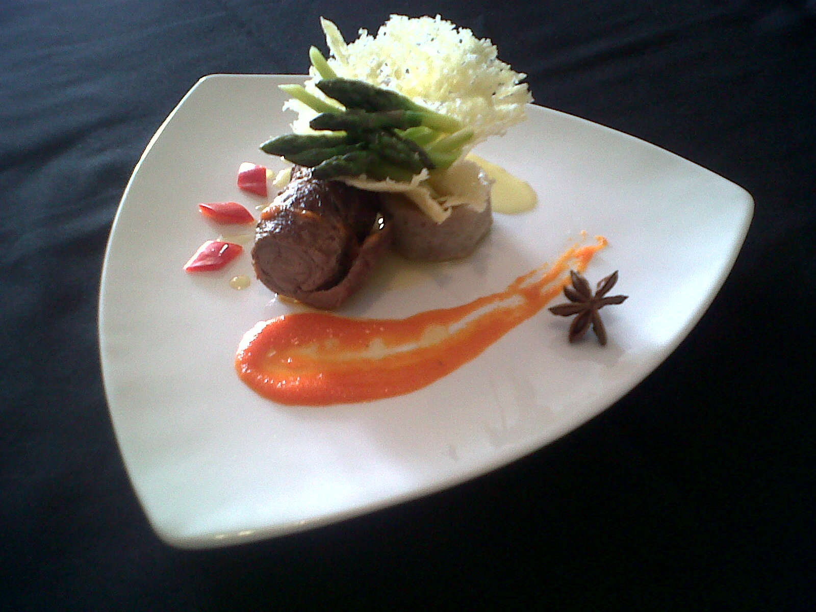 Mundo culinario decalogo para el montaje de platos for Platos para