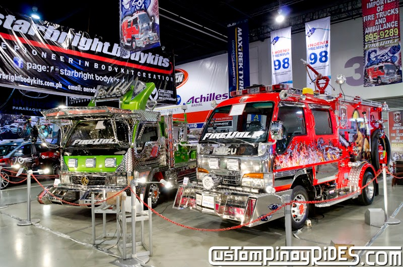 Dekotora Fire Trucks by Fire Wolf Motors Custom Pinoy Rides Car Photography Manila Philippines pic2