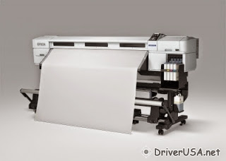 download Epson SureColor F7070 printer's driver