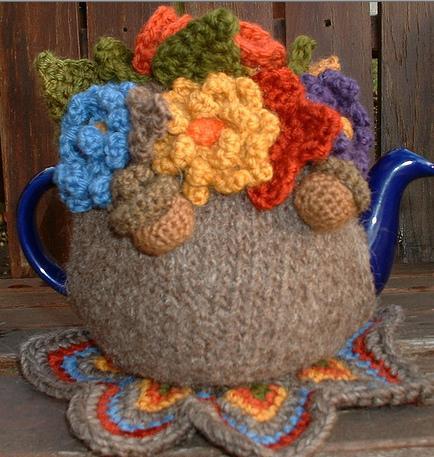 ۩ زييني ابريق الشاي بالتريكو و الكروشي۩ Delightful%252520knits
