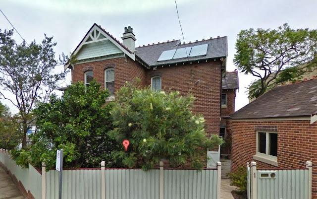Clovelly House, 1 Drummoyne Avenue, Drummoyne
