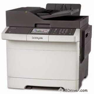 How to down Lexmark CX410 printing device drivers – Lexmark Driver