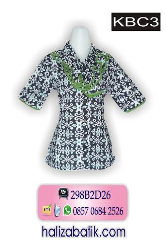 grosir batik pekalongan, Baju Batik, Baju Batik Modern, Model Batik