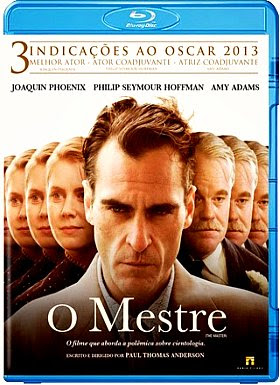 Filme Poster O Mestre BDRip XviD Dual Audio & RMVB Dublado