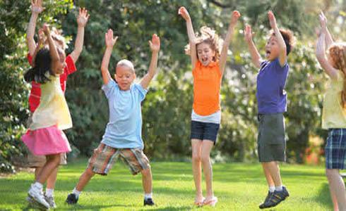 El ejercicio en los niños: ¿Por qué es importante?