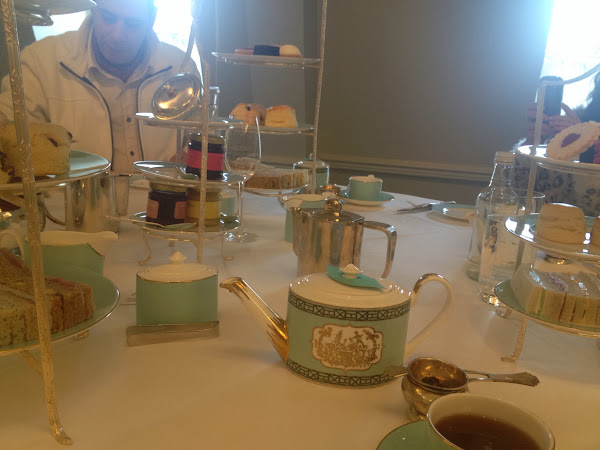 What Cat & John Did: Afternoon Tea at Fortnum & Mason