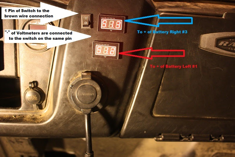 2 Voltmeters Installation - Page 2