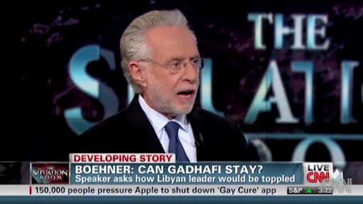 the situation room with wolf blitzer. by Wolf Blitzer,