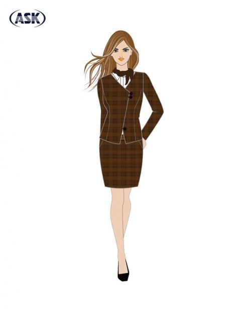 Trang phục Quản lý - Tiếp tân #12