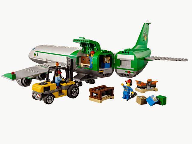 60022 レゴ エアカーゴターミナル(シティ)
