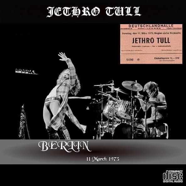 Jethro Tull - Deutschlandhalle, Berlin, 11 March 1973 - Guitars101
