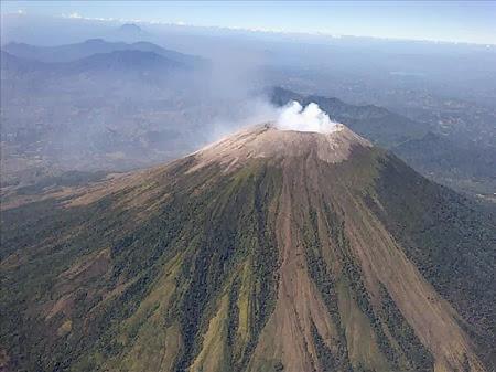Volcán Chaparrastique de San Miguel