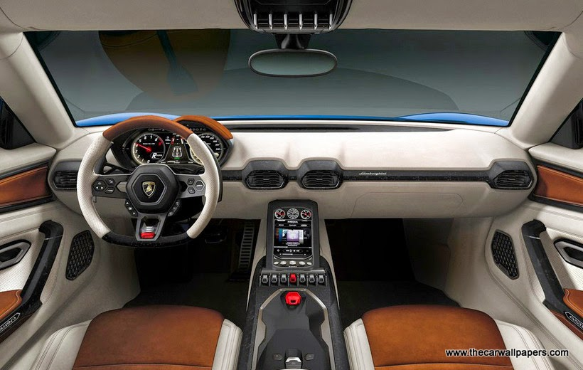 First Hybrid Car from Lamborghini - Asterion LPI910-4 Concept 2014