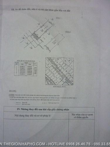 Bán nhà Điện Biên Phủ , Quận 3 giá 3 tỷ - NT50