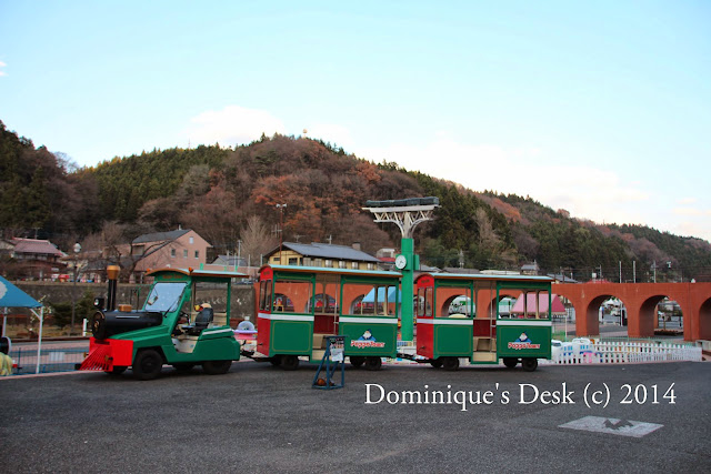 A people mover train