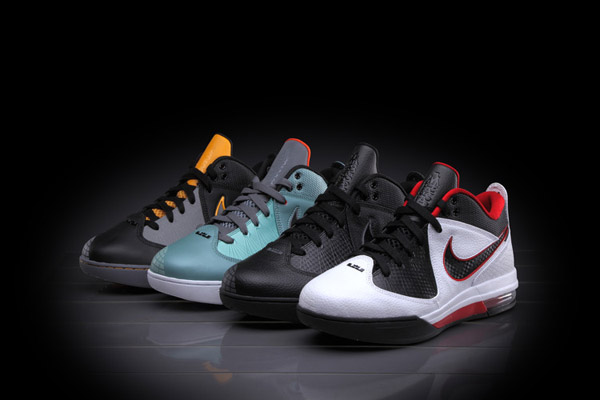 hot sale online 64b34 e7bee Nike Air Max Ambassador IV 8211 LeBron8217s New Asia Exclusive 8211  Official Colorways ...