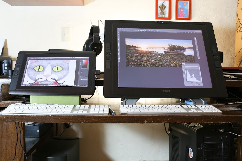 Review Wacom Cintiq 13hd Pen Display Tablet Parka Blogs