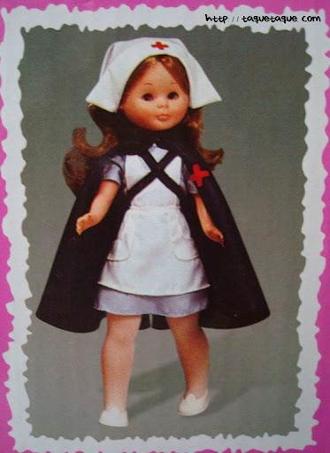 nancys de colección enfermera
