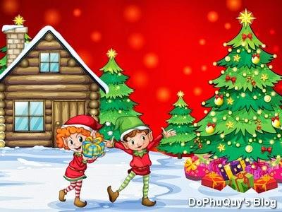 Thơ hay chào đón Noel
