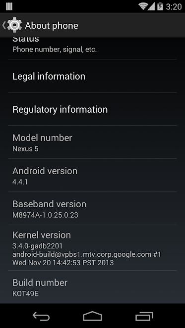 [ROM 4.4.2][STOCK] Android 4.4.2 KOT49H - Root+Busybox+Odexée [10.12.2013] N5-about-441