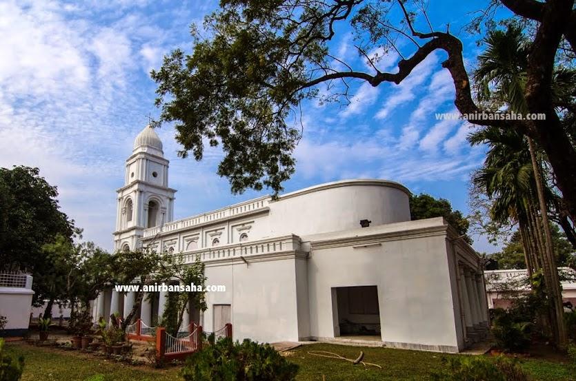 Armenian church in Chinsurah, Armenian church, Armenian culture, first armenian church in India, oldest church in India, old churches of bengal