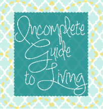 Grab button for Incomplete Guide to Living
