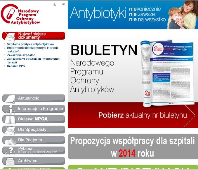 Narodowy Program Ochrony Antybiotyków