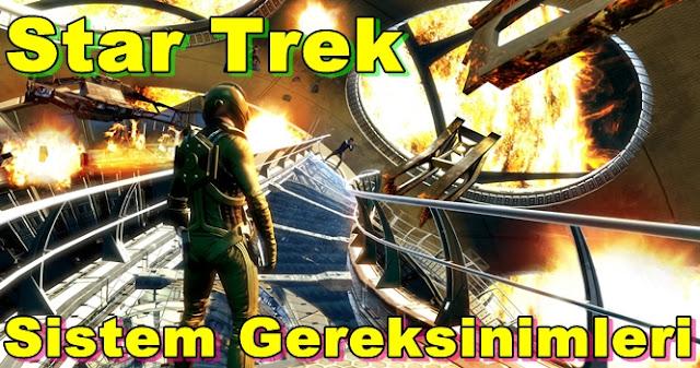 Star Trek PC Sistem Gereksinimleri