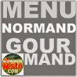 Menu Normand au restaurant Les 8 viandes au Havre