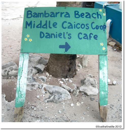 Daniel's Cafe Turks and Caicos