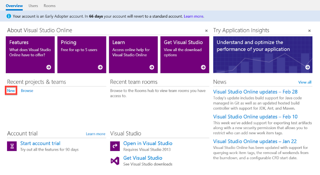Visual Studio Online 1