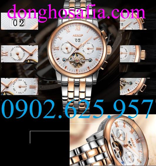 Đồng hồ nam Aesop 9001
