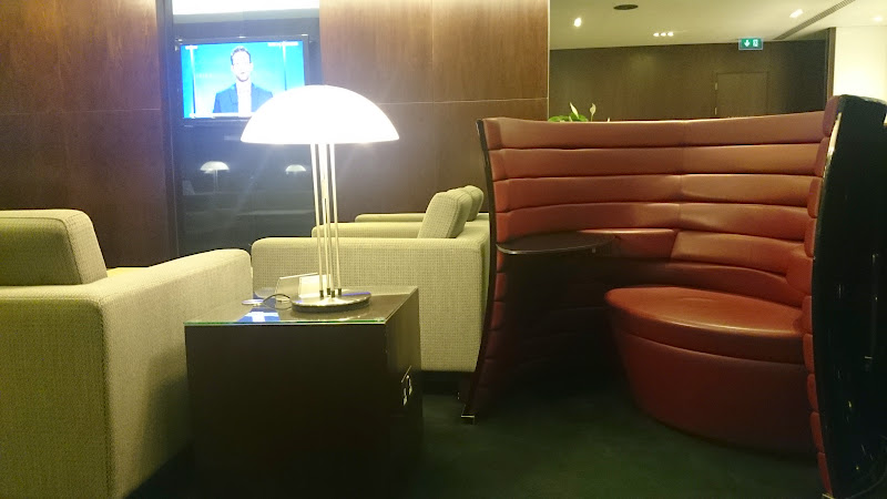 DSC 4579 - REVIEW - The Lounges of LHR T3 - EK, CX and BA (September 2014)
