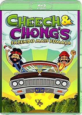 Filme Poster Cheech e Chongs - Fazendo Mais Fumaça BDRip XviD Dual Audio & RMVB Dublado
