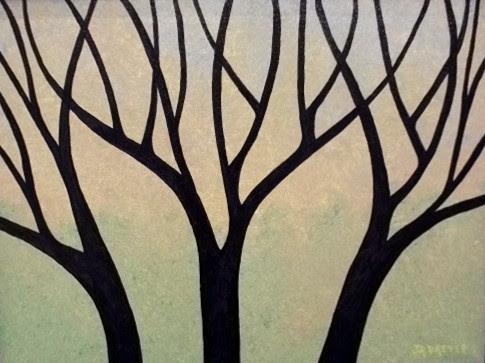 """Simplicity #4"" by Artist Jessica Dreyer"