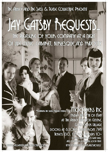 Jay Gatsby Requests
