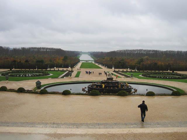 ベルサイユ宮殿庭園