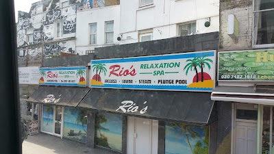 Rios spa kentish town