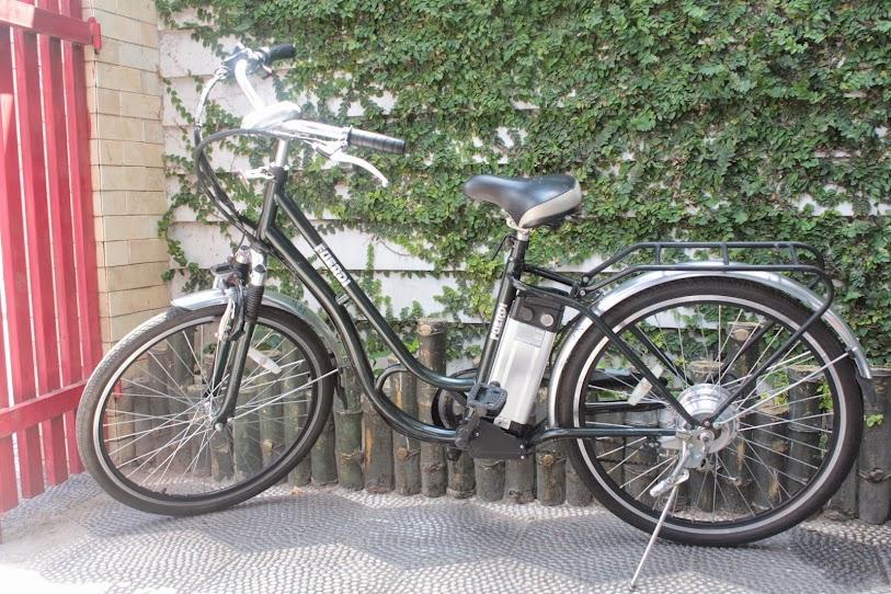 Xe đạp Ben - 30