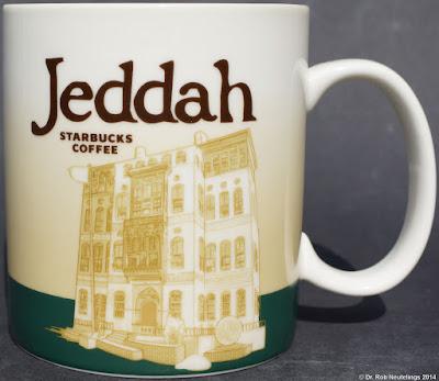 Saudi Arabia - Jeddah / جدة www.bucksmugs.nl