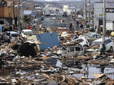 terremoto japon tormenta solar