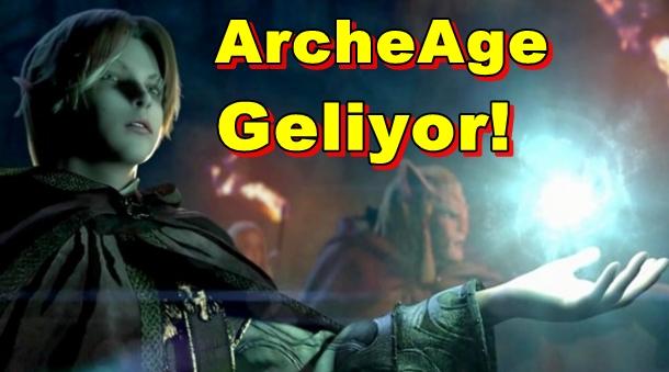 ArcheAge Türkiye'ye Geliyor!