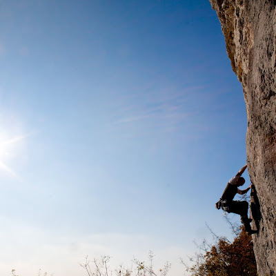 Climbing weekend in Istria
