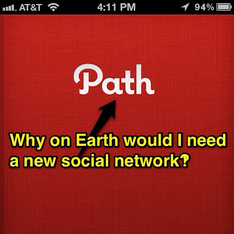 Why on earth would I need a new social network? Read on…